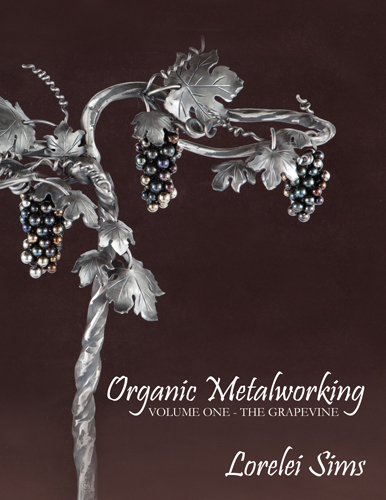 Cover of Organic Metalworking - Volume One - The Grapevine